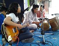 GARDENING SOUND WITH NINA (2012)