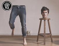 Adrian Sieber - Round Round Song [GIF + Music Video]