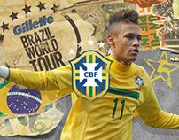 The Brazil World Tour