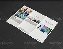 Trifold-Photographer Short Portfolio