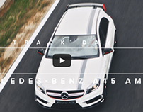Gear Patrol :: Track Day: Mercedes-Benz A45 AMG