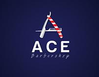 Ace Barbers Logo