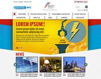 EMA responsive website design