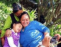 Tibetan Faces Travel Portraits