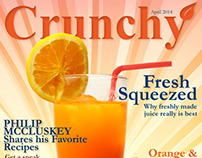 Crunchy Magazine Covers