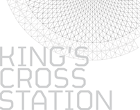 John McAslan + Partners, King Cross Station Invitation