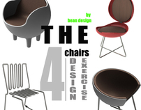 The 4 CHAIR design excercise