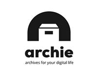 Archie - Part 1: Archive App