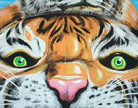 Sumatran Tigre'