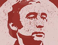 Yeşilçam'ın meşhur replikleri (letterpress posters)