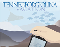 Tennegeorgiolina Vacation Poster
