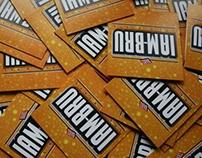 IAM-BRU ( Package design & branding)