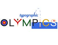 Typographic Olympics