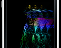 Dancer in the Dark (mobile and print)