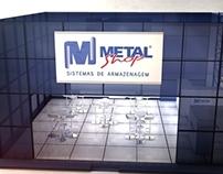 Stand - MetalShop