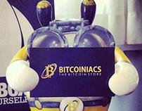 The Bitcoiniac Miner