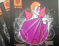 Bowie Invades Promo Work