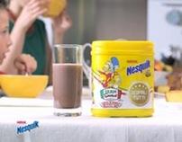 Nestlè – Nesquik commercial
