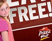 Pizza Hut | Kids Eat Free