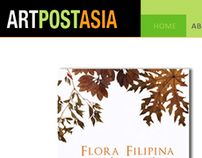 ArtPostAsia Website