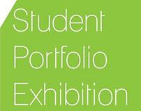 2013 Student Portfolio Exhibition