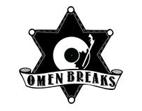 OMEN BREAKS (Branding & album artwork)