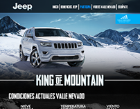 Jeep - King of the Mountain
