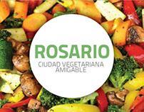 Rosario, ciudad vegetariana amigable