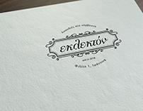 """Logo, Napkin & Tablemat design """"Eklekton"""""""