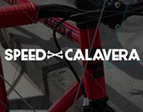 Speed Calavera Fixie Bikes