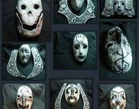 transformable masks