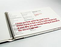 Mommie Dearest Expressive Type Book