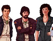 Sci-Fi lineups