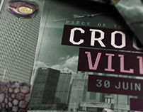 Poster crocoville