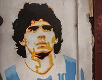 Buenos Aires - Grafitti