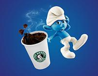 Smurfs Coffee