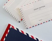 Louis Vuitton - Invitation