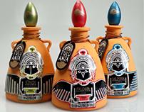TULU ANTA /// Peruvian Pisco (liquor) Packaging