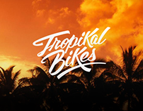Tropikal Bikes- Rebrand -