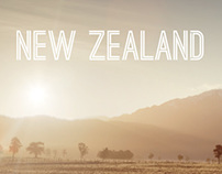 New Zealand in Wide Format
