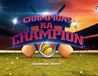 Star Sports Champions ka Champion