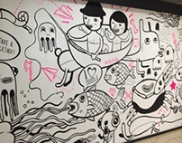 Mural for Doodle for Unity