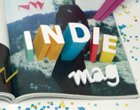 INDIE mag - paper craft