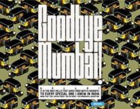 Goodbye Mumbai!
