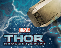 THOR - Mobile Game for Marvel