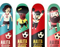 malita skateboards