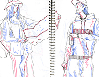 Sketchbook 2013