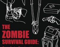 The Zombie Survival Guide: A mock book redesign project