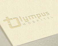logo design for olympus hospital