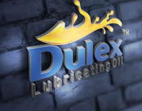 Branding for Dulex Lubricating Oli